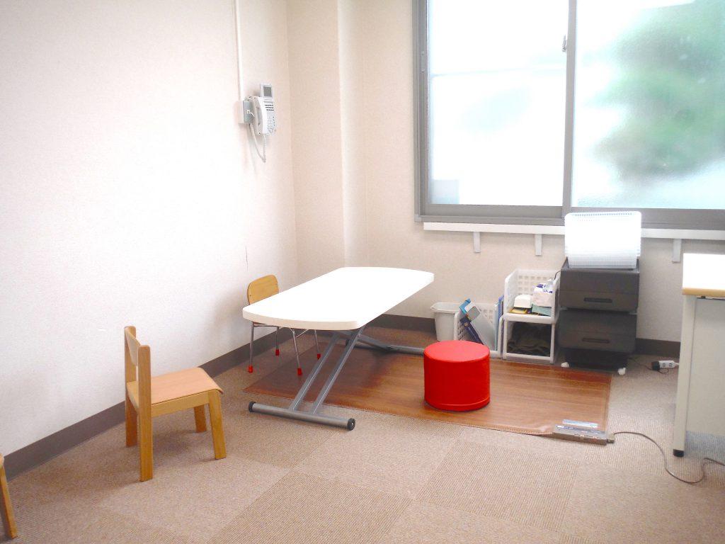 言語訓練室